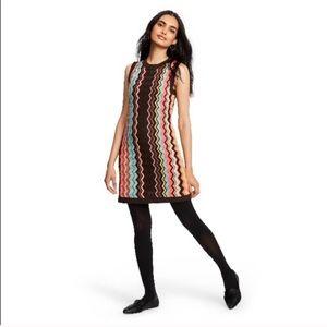 Missoni for Target • zig zag sleeveless dress